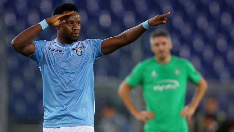 Лацио пребори девет от Сент Етиен в мач с пет гола (видео)