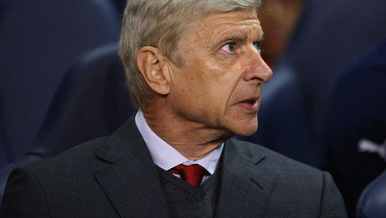 Арсенал без Косиелни, Артета и Фламини в дербито с Манчестър Юнайтед