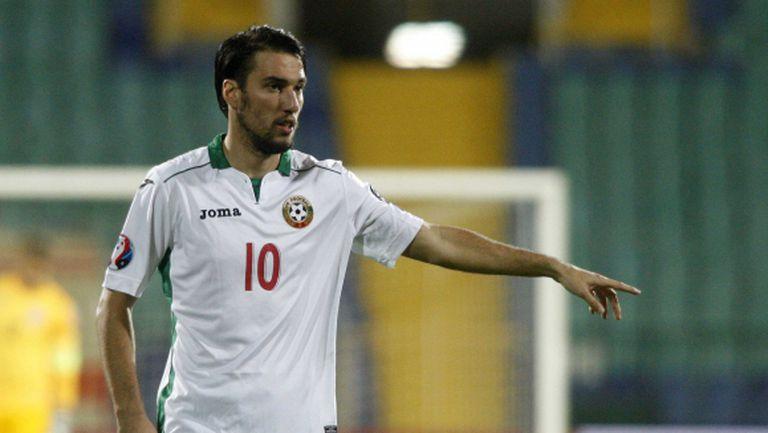 Попето най-вероятно ще може да играе срещу Хърватия