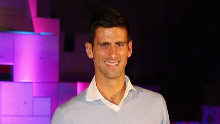 Джокович: Имам още много работа, за да стигна Федерер