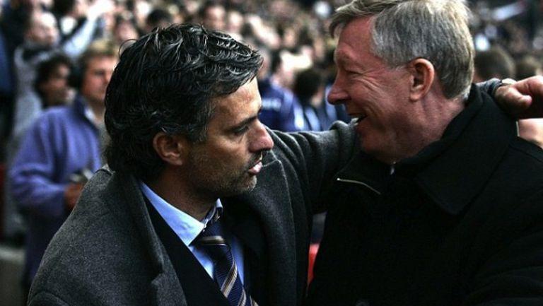 Моуриньо: За всеки треньор Ман Юнайтед е огромен клуб, но аз исках Челси
