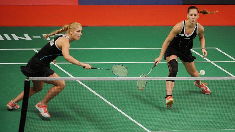 Сестри Стоеви на финал в Холандия