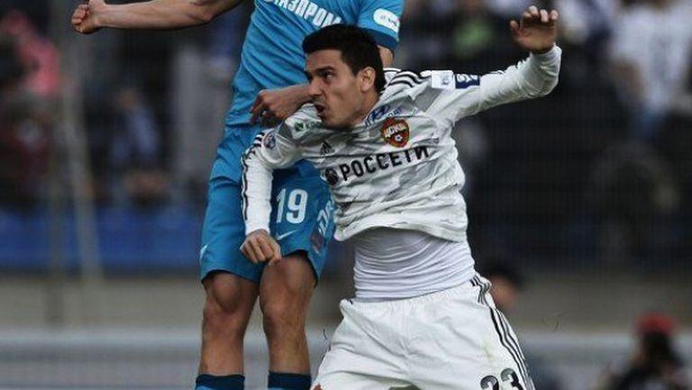 Георги Миланов може да поеме към Германия през зимата