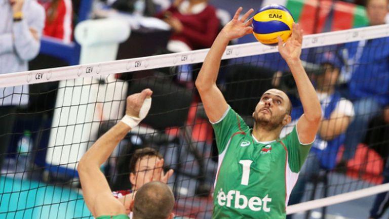 Георги Братоев: Надявам, че победата ще ни помогне да бъдем по-уверени в себе си