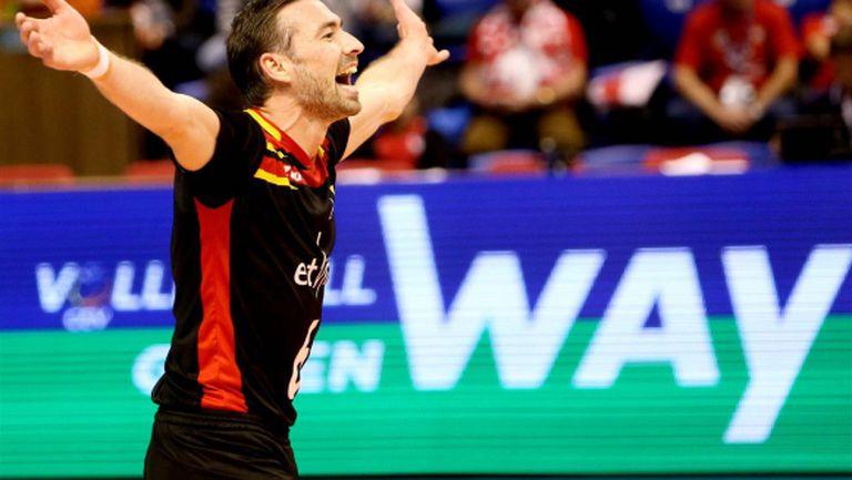 Белгия удари Словения с 3:1 в дербито за второто място в Група С във Варна