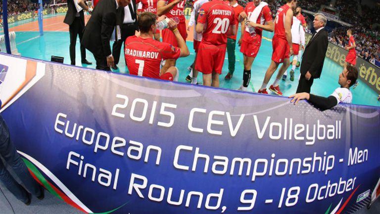 Волейболната истерия продължава! Изкупиха всички билети за мача на България