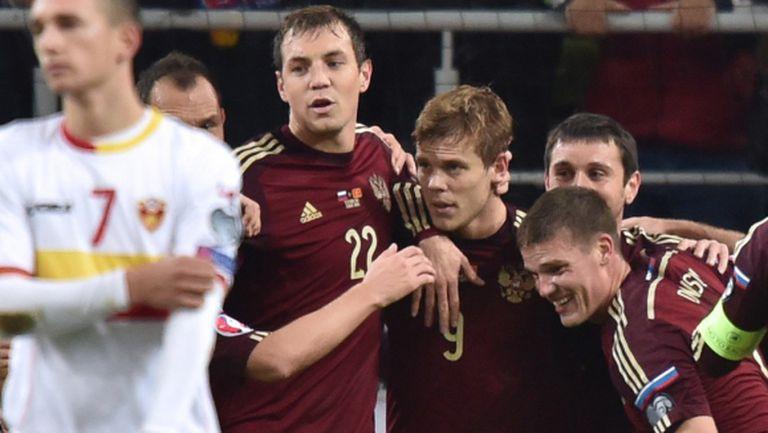 Русия е на Евро 2016 след мощен финален спринт под ръководството на Слуцкий (видео)