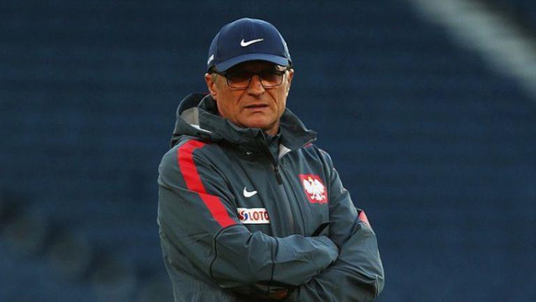 Адам Навалка остава начело на Полша до края на Евро 2016