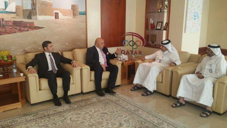 Кралев кани катарски предприемачи да инвестират на Белмекен и Пампорово
