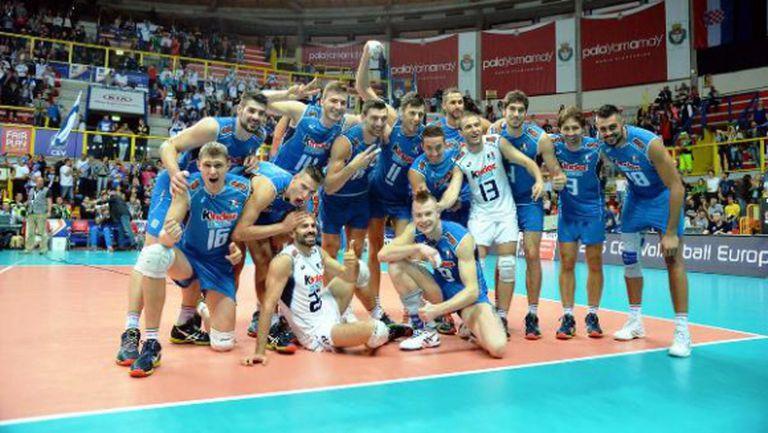 Италия на 1/4-финал срещу Русия на Европейското