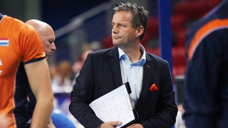 Хидо Фермюлен: Играчите нямаха сила и енергия да се представят така, както срещу България