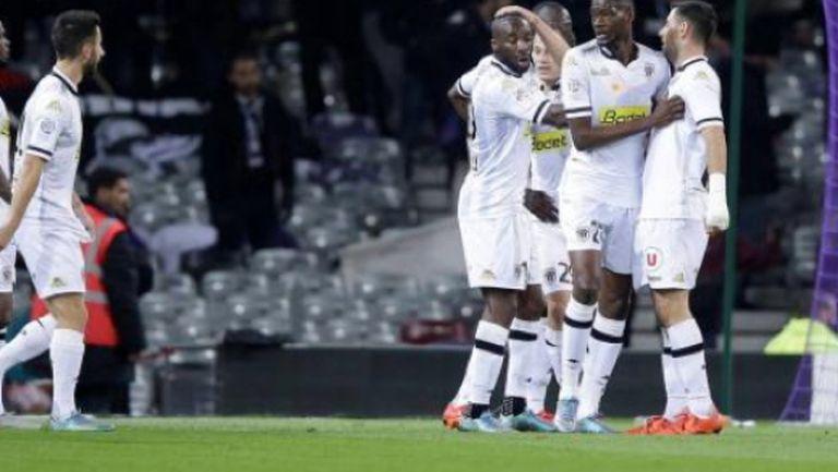 Анже продължава да очарова в Лига 1