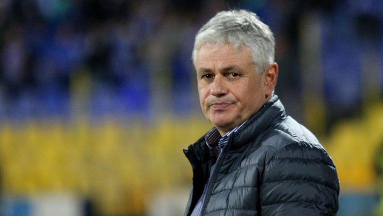 Стойчо Стоев: Така е, когато играят Левски и Лудогорец