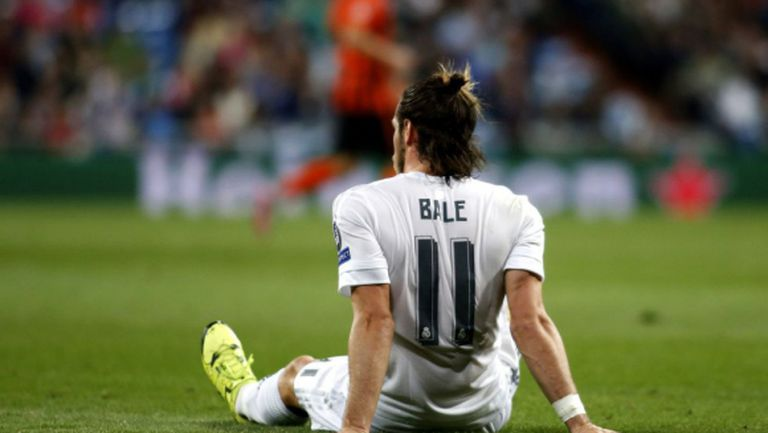 За Бейл и дъното на мускулните контузии в Мадрид