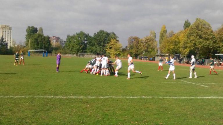 България победи Финландия на ръгби в София