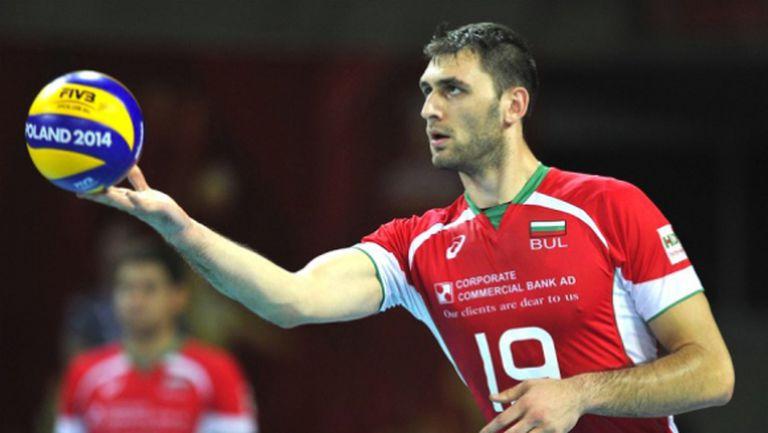 Цветан Соколов: Ако всичко е наред, мога да играя на квалификациятa за Рио