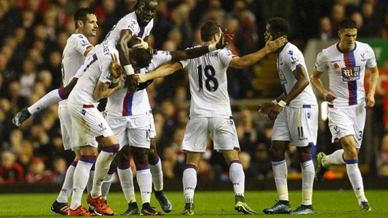 Мартин Кели отказа да се радва на головете на Палас срещу любимия си Ливърпул