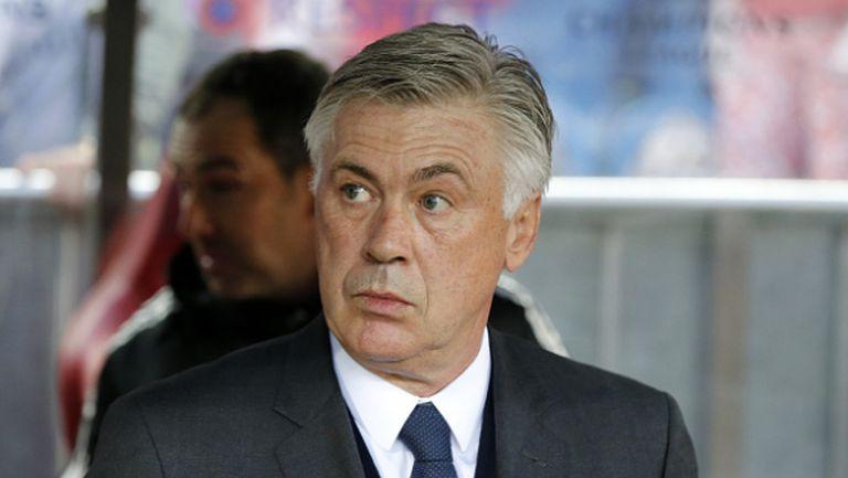 Анчелоти: Имах проблеми с дисциплината в Реал