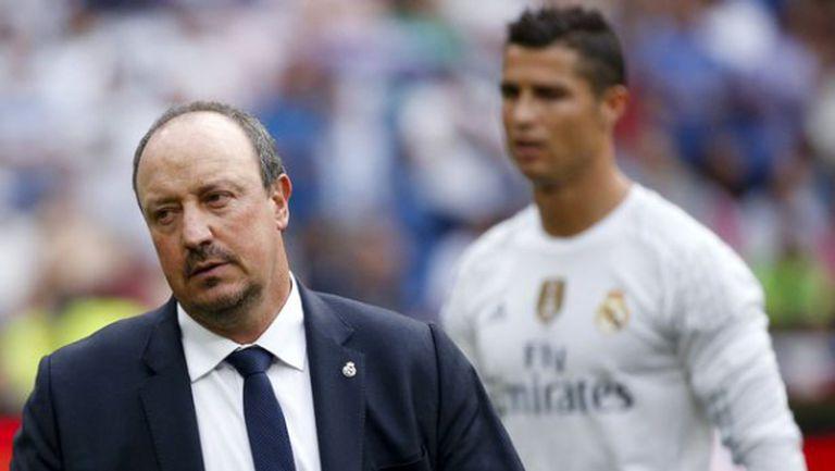 Кристиано: С този треньор няма да спечелим нищо