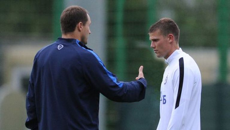 Динамо няма да гони Денисов