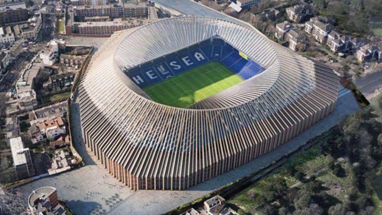 Челси представи проекта си за най-скъпия стадион в Англия (снимки)