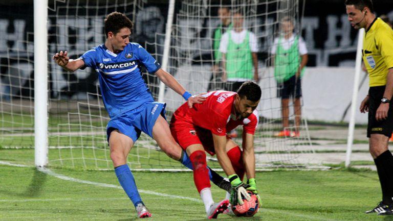 Ел Харуби: Локомотив има сили да се пребори за Европа