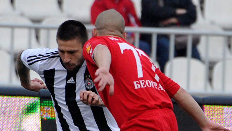 """Партизан с Бандата печели за Купата, защитник на """"черно-белите"""" с тежка травма"""