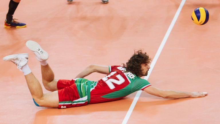 Волейболният Меси играе в Русия (ВИДЕО)