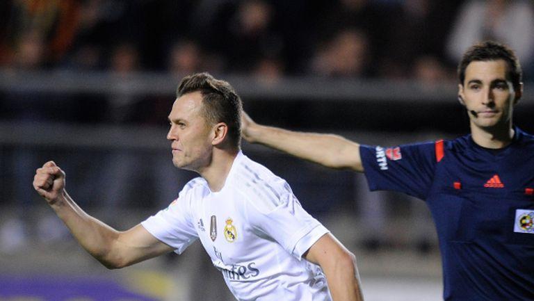 Гаф! Недоглеждане изхвърля Реал Мадрид от Купата на краля въпреки убедителна победа (видео + галерия)