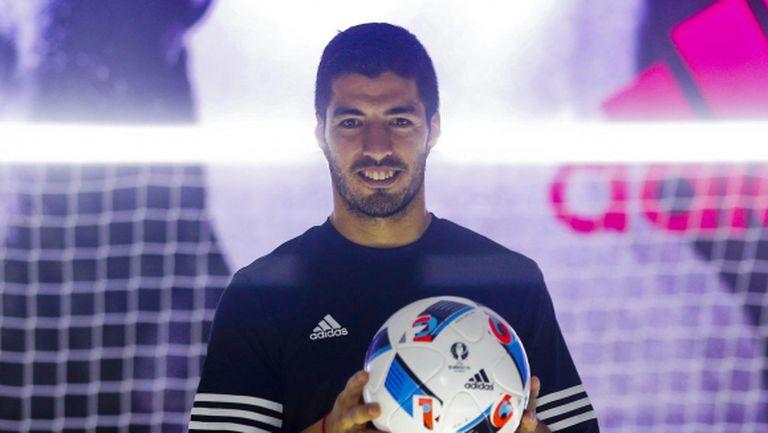"""Луис Суарес: Не съм сърдит за """"Златната топка"""""""