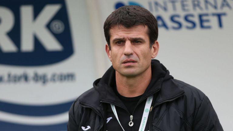 Фугата: Не е редно аз да съм треньор на Славия, но може да се наложи