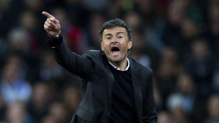 Луис Енрике: Валенсия е сред най-качествените отбори в Примера