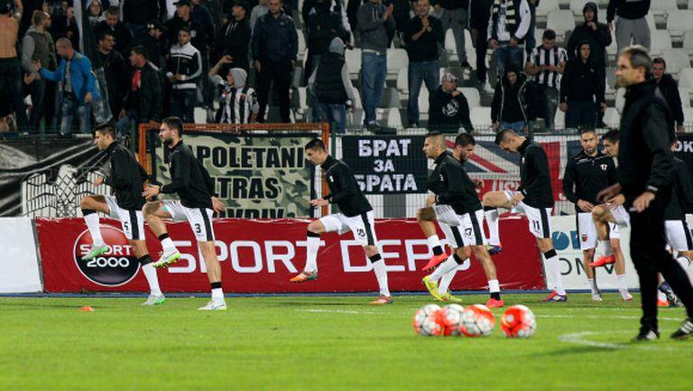 Локомотив (Пловдив) остана без защита за Славия