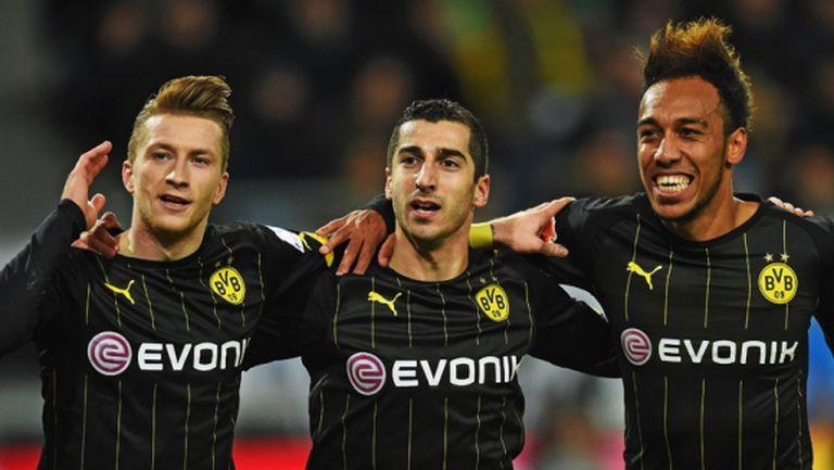 Нищо не е решено! Дортмунд върна интригата в Германия (видео)