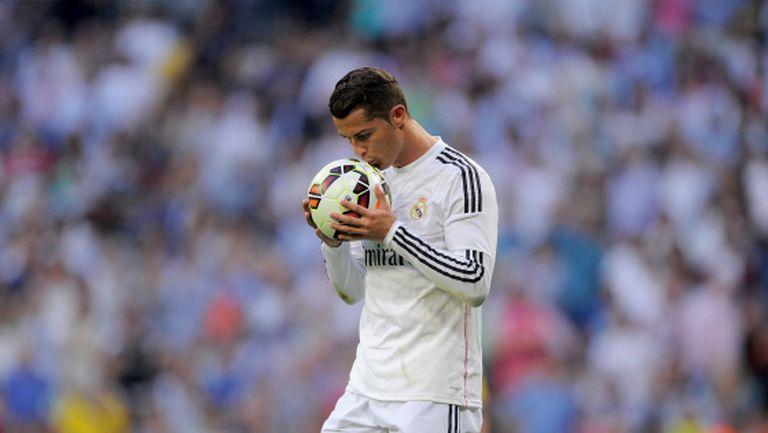 Реал Мадрид е получил най-много дузпи в цялата история на Ла Лига