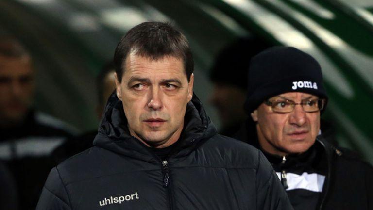 Хубчев: Грозна победа, но точките бяха най-важни