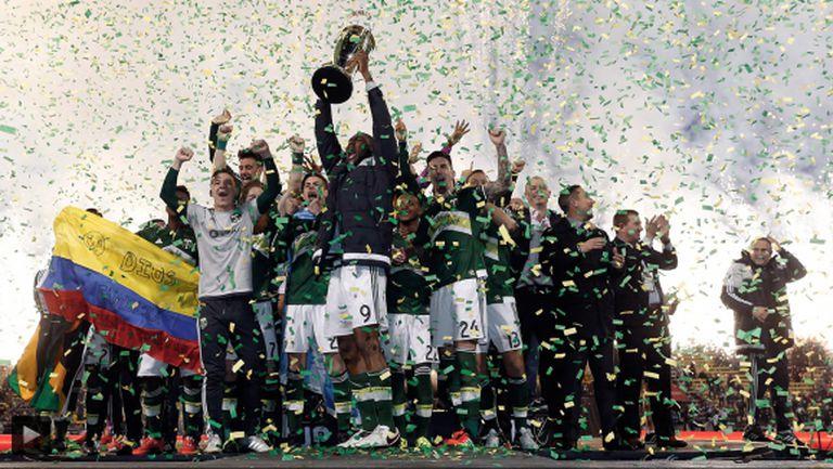 Портланд Тимбърс грабна титлата в Мейджър Лигата