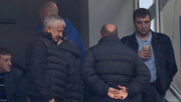 Христо Крушарски се среща с феновете на клуба