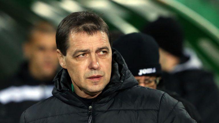 Петър Хубчев: Резултатът е справедлив