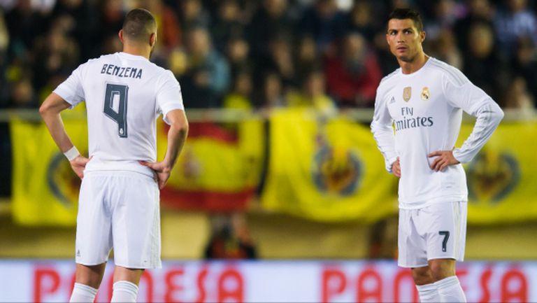 """Подводницата"" потопи Реал Мадрид (видео + галерия)"