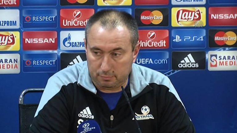 Мъри Стоилов: Не вярвах, че ще влезем в Шампионската лига