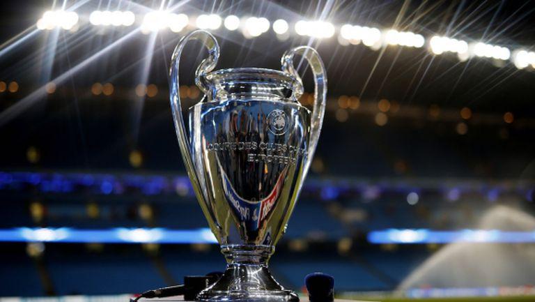 Два големи гвоздея на осминафиналите в Шампионската лига