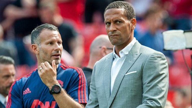 Рио Фърдинанд: Ман Юнайтед върви назад и причината за това е Ван Гаал