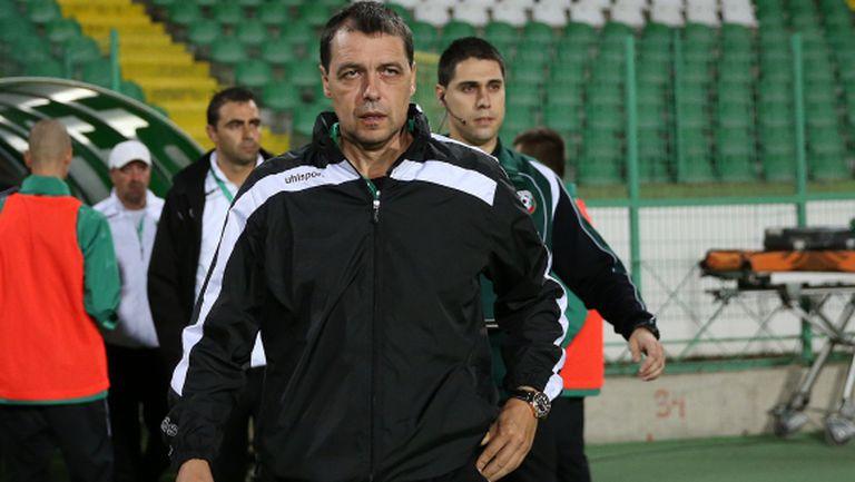 Хубчев: Отборът е в основата на всичко