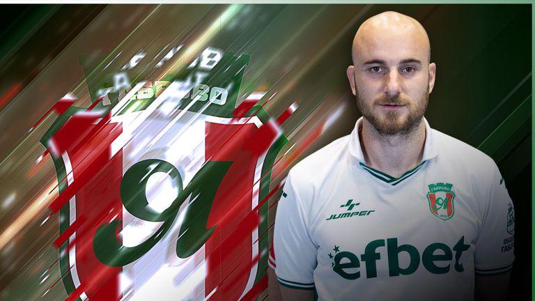 Ерик Почански се присъедини към Янтра (Габрово)