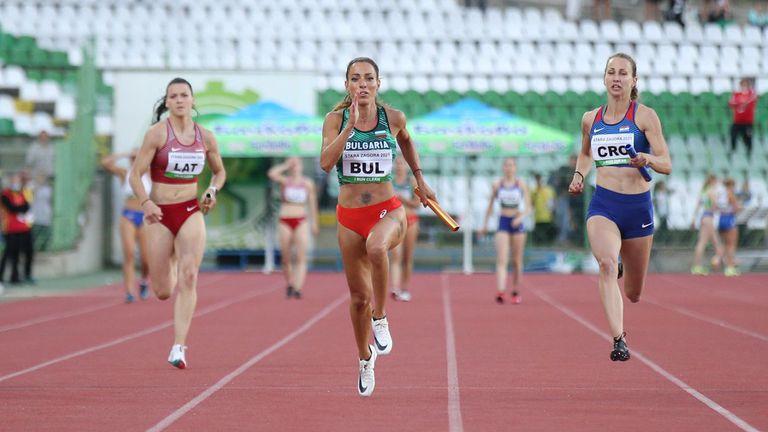 Ивет Лалова се отказа от участие на 200 метра в Стара Загора