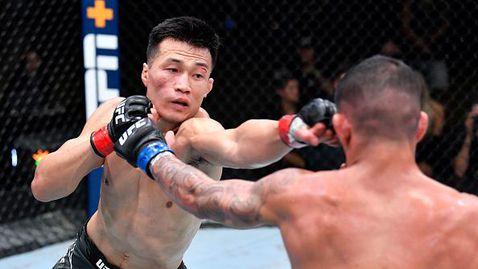 Чан Сунг Джунг победи Дан Иге с единодушно съдийско решение