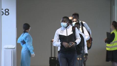 Член на Олимпийския отбор на Уганда е с коронавирус