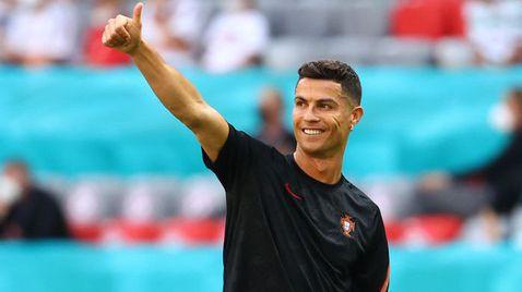 Роналдо чупи рекорди и извън терена
