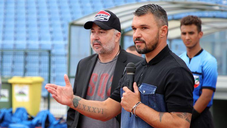 Божинов е оптимист: Левски ще се оправи, клубът има нужда от хора като мен